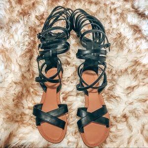 Gladiator sandals size 7 1/2